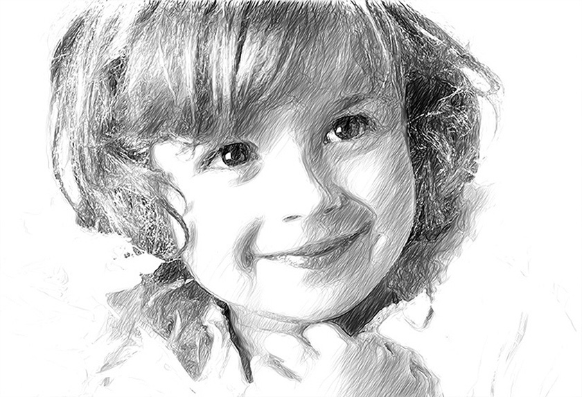 sketch v 20 5 写真を鉛筆画に変換